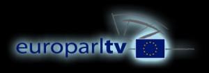 Europarl TV fond lueur bl 450